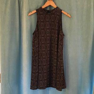 ASTR geometric shift dress